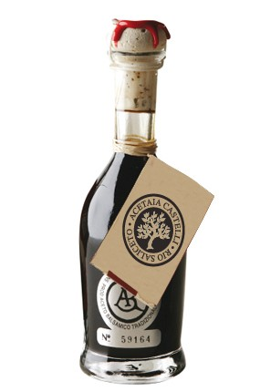 "Traditional Aged Balsamic Vinegar ""ARGENTO"""