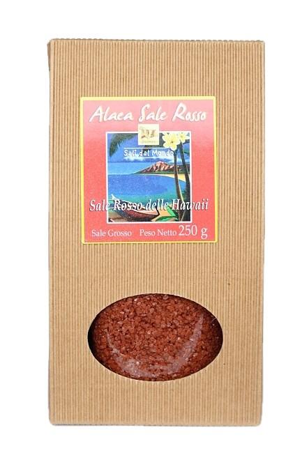 Red Hawaiian Sea Salt