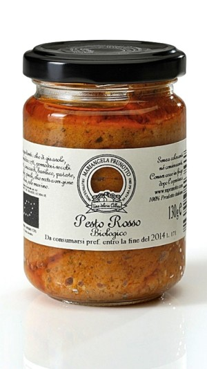 Organic Red Pesto Sauce