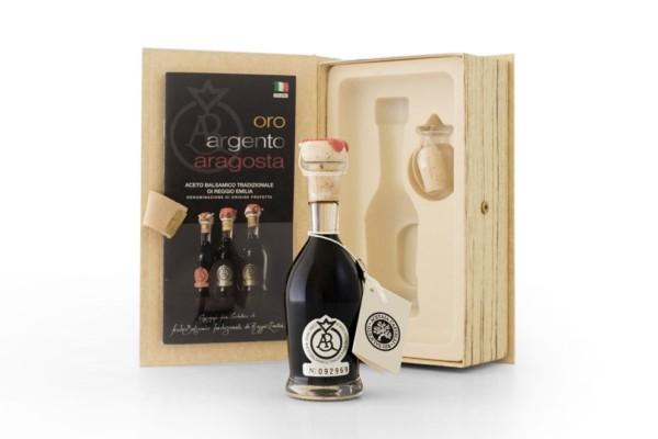 "Traditional Aged Balsamic Vinegar ""ARGENTO"""