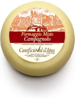 Fromage mixte Campagnolo