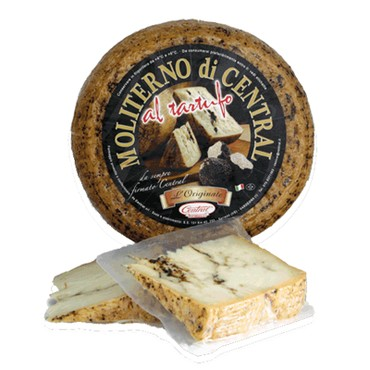Pecorino Cheese with Truffle Moliterno
