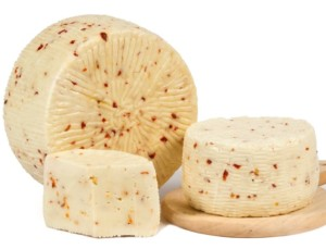 Fromage aux piments forts