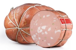 Mortadella with Pistachios