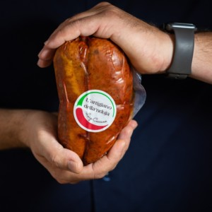 Nduja Spicy Salami