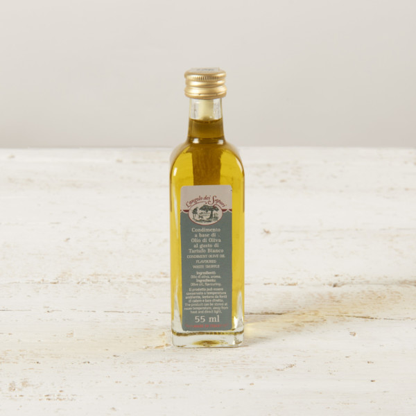 Extra Virgin Olive Oil With White Truffle