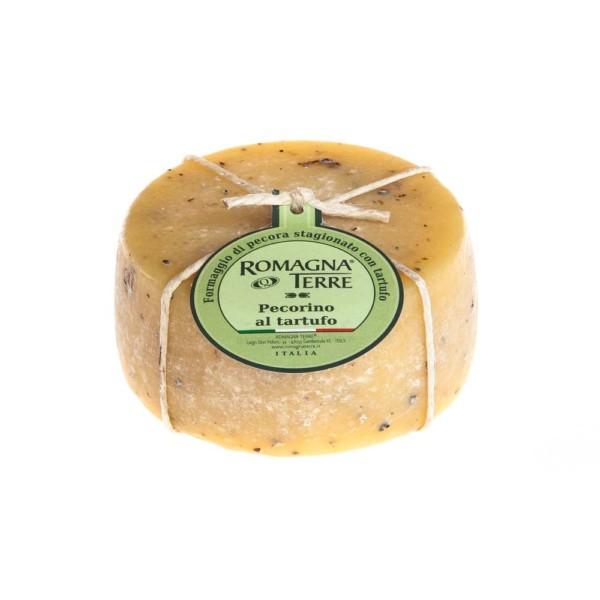 Tartufo - Sheep's Milk Cheese with Truffle