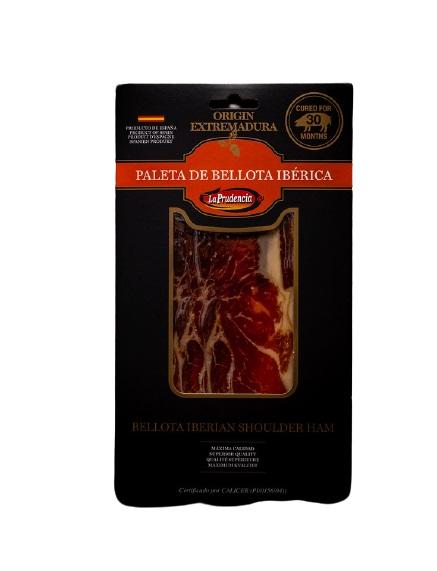 Iberian Shoulder Ham sliced